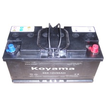 654-12V88AH-Dry Battery for South Africa