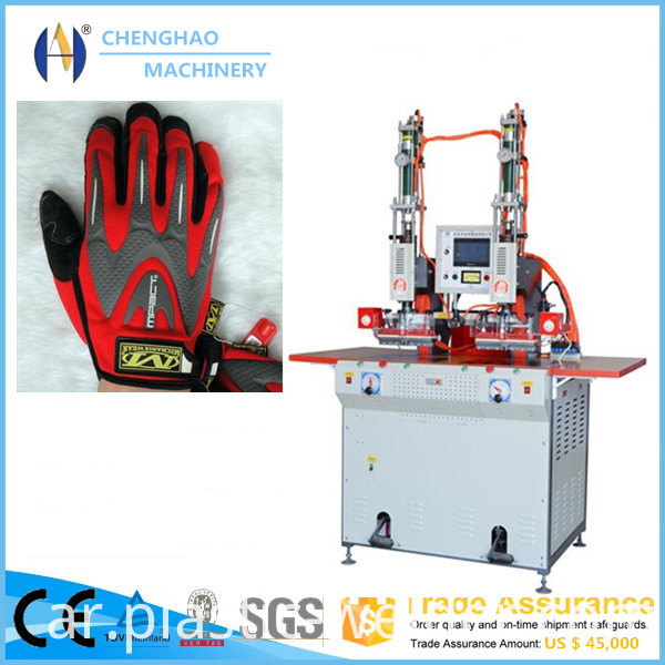 sports gloves making machine