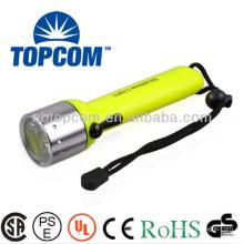 professional diving torch waterproof IP68 30m diving depth diving equipment TP-50A