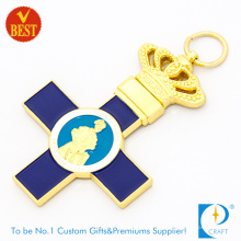 Высокое качество цена по прейскуранту завода Китай настроены логотип брелок или кольцо для подарка сувенира