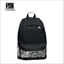 China backpack wholesaler/low moq oem backpack bag/fashion casual backpack