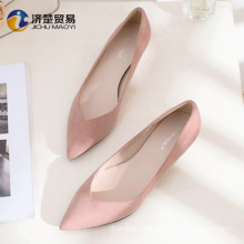 Latest design fashion lady shoe women's heels