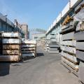 Tôle d'aluminium 200mm 6061 en alliage t6