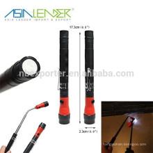 3 LED flexible Taschenlampe mit magnetischen LED Traktor Arbeitslicht