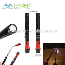 Hot selling Magnetic Flexible Head LED Flashlight