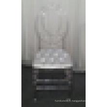 Chaise en plastique transparent en phoenix