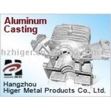aluminum die casting machinery light fitting auto part