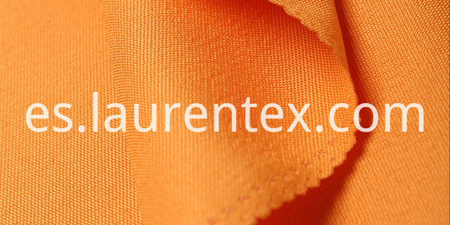 polyester tablecloth orange