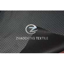 100% Poly Pongee Печатные + ТПУ + Трикотажные ткани для наружного (ZCFF038)