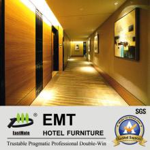 Декоративные деревянные стеновые панели в MDF / Интерьер отеля Деревянная стеновая панель (EMT-F1211)