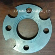 Forged Mild Steel Flanges (4 holes)