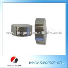 Диаметр дисковых магнитов