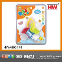 2015 Новый дизайн Плюшевые игрушки Пластиковые игрушки смешной ребенок teether