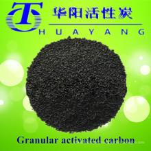 Coal-based columnar activated carbon filter bag