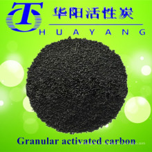 NingXia HuaYang prix compétitif du charbon actif