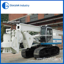 Mini Mobile Pile Drilling Rig