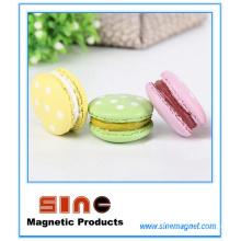 Kreative Multicolor Macaron Kühlschrankmagnet