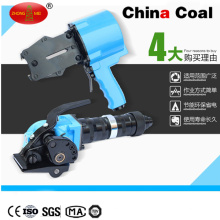 Kzl-32 Manual Split Type Pneumatic Steel Banding Strapping Machine