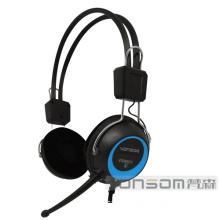 Hot Selling Wired Headset with Mic
