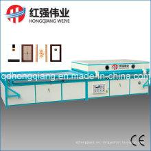 Xy2500-a máquina de laminado a vacío de carpintería / máquina de laminación