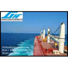 BV ABS Bulk Cargo Ship Deck Crane Lightering Platform