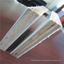 Panneaux collés en fibre de verre et contreplaqué en gel pour plancher de bus