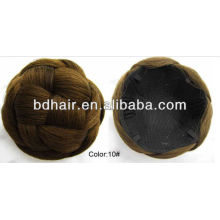 Cheap synthetic hair Chignon,Wigs Hair Chignon High Quality