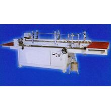 Machine de collage de boîte en plastique