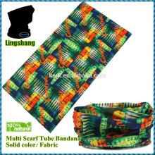 Entwerfen Sie Ihre eigenen Bandanas Gedruckt Schal Großhandel Rohrkappe Multifunktions Kopfbedeckung Bandana