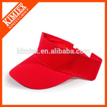 fashion outdoor headwear visor cap, factory hat