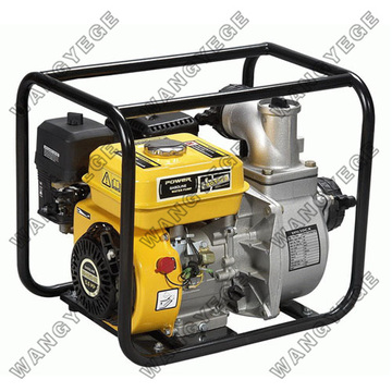 4-stroke gasoline engine water pump set