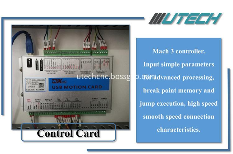 2 Control Card 750
