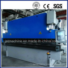 Freno hidráulico de la prensa del CNC, máquina de doblado hidráulica, freno de la prensa del CNC (ZYB-100T 3200 DA52)