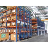 CE Approved Warehouse Metal Storage Heavy Duty Pallet Rack