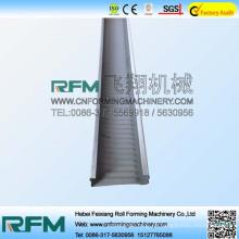 Canal de vía de aluminio FX
