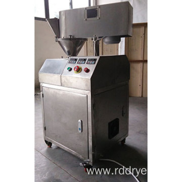 Dry powder briquette production line