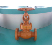 Bellow Seal BS Standard Globe Valve