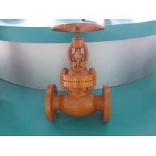 Válvula de globo padrão BS Standard