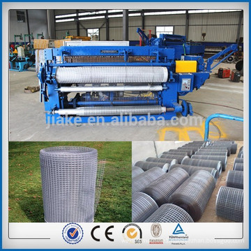Electric welded mesh machine in roll