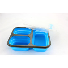 Customized Atoxic Silicone Storage Container