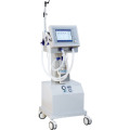 Control and Application of Laboratory Ventilation Machine System PA-900b