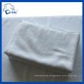 100% Cotton Plain Satin White Towel
