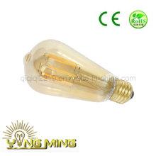 St64 6W color dorado regulable LED luz del hotel