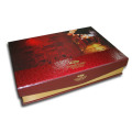 Red Gift Tea Packaging Boxes Atacado
