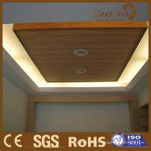 Conception élégante, installation facile, plafond de WPC.
