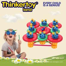 2015 neueste pädagogische Kindergarten einfache Spielwaren für Mädchen