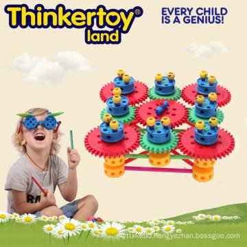 2015 Newest Educational Kindergarten Easy Toys for Girl