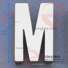 """Accessoires décoratifs pour sac à main """"M"""" (O34-672A-M)"""