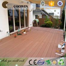 WPC gute Qualität für Außenterrasse