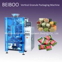 Máquina automática automática de empacotamento de granulado vertical